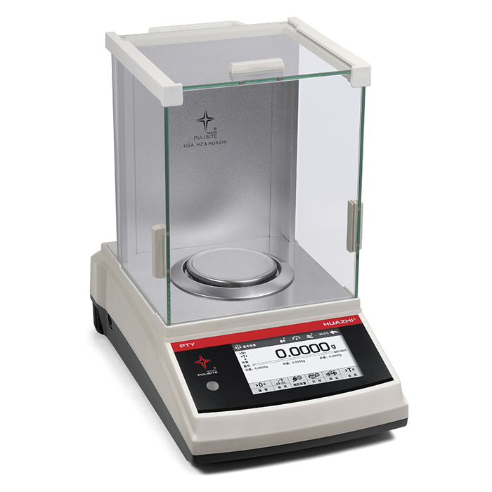 华志PTY-224/323自动双量程先进型分析天平