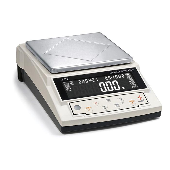 华志PTY-B6000大量程工业型精密天平(0.01级)