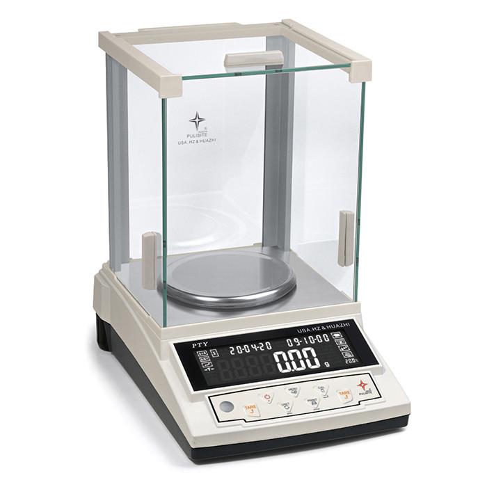 华志PTY-B320自动双量程工业型精密天平(0.01级)