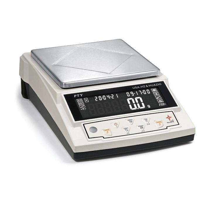 华志PTY-C5200自动双量程工业型标准天平(0.1级)